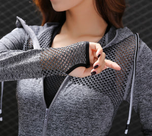 Upgrade Women Sports Jacket