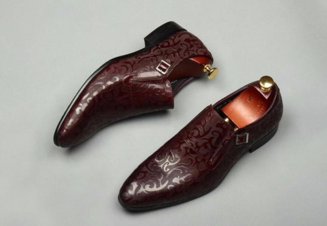 Men Dress & Business Shoes Genuine Leather