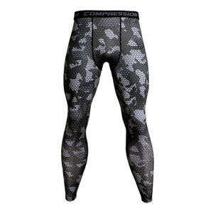 Camouflage Compression Pants
