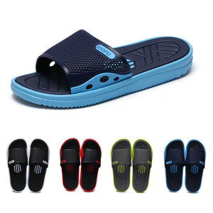 Men's Summer Flip Flops Slide Indoor Outdoor Casual & Beach
