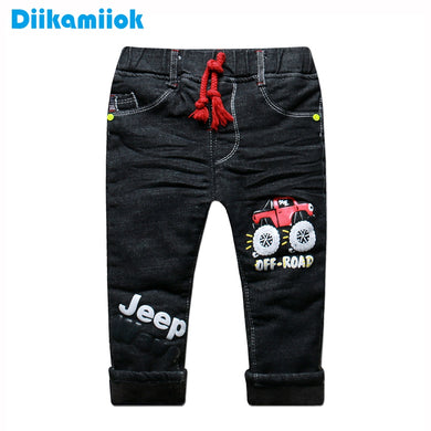 winter children thermal trousers