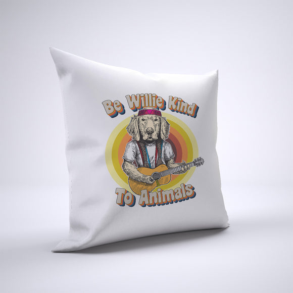 Be Willie Pillow Cover Case 20in x 20in - Funny Pillows