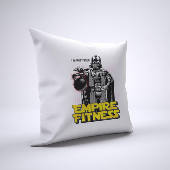 Darth Vader Fitness Pillow Cover Case 20in x 20in - Funny Pillows
