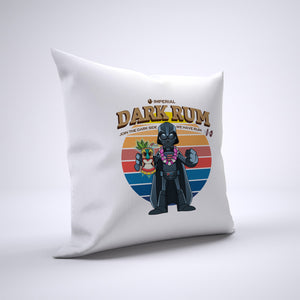 Darth Vader Rum Pillow Cover Case 20in x 20in - Funny Pillows