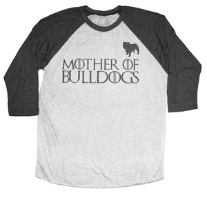 Mother Of Bulldogs Shirt