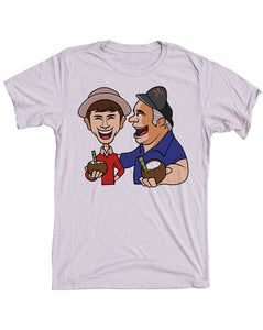Gilligan And Skipper Shirt