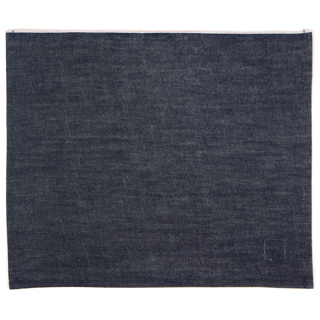 PLACEMAT <BR/> RAW SELVEDGE