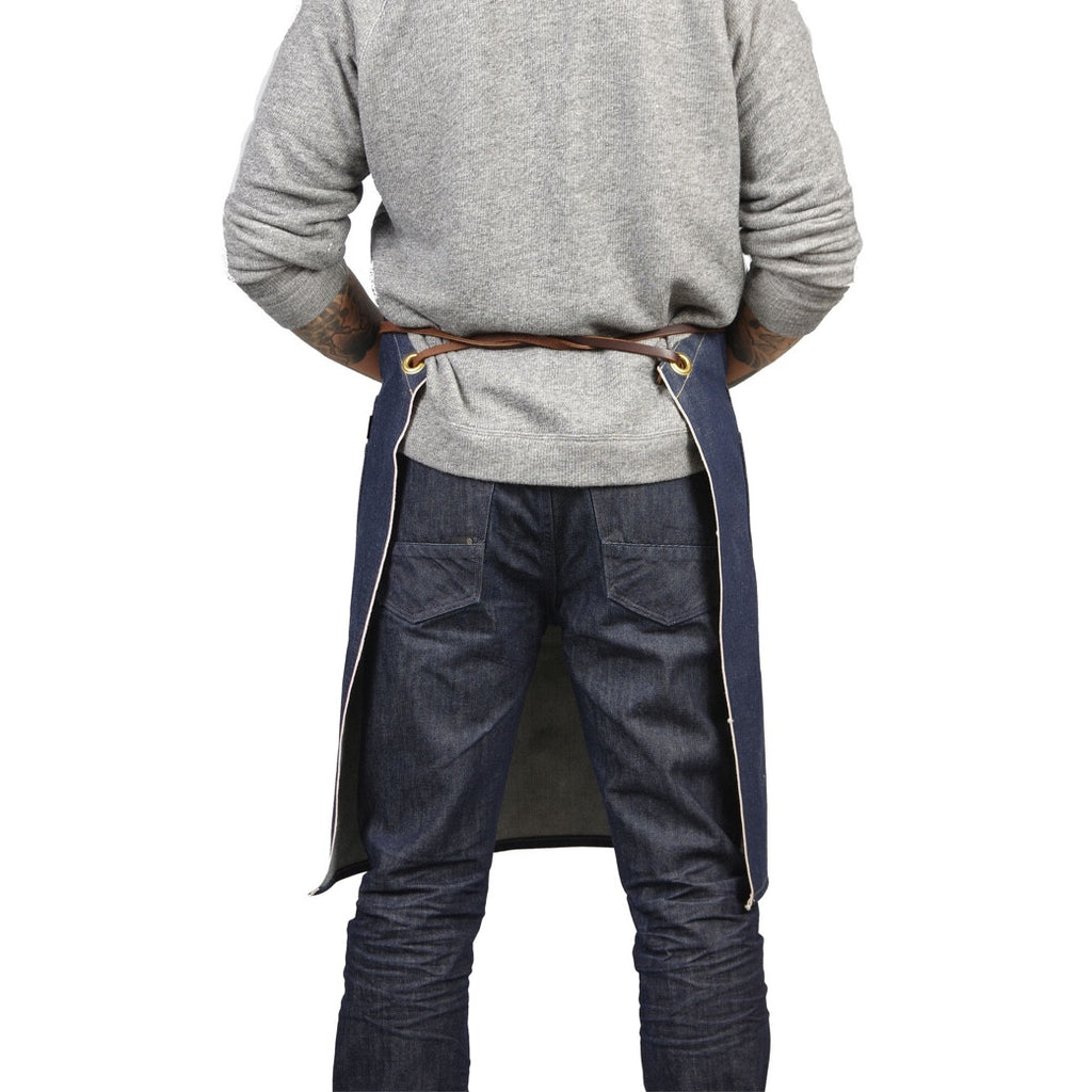 The Selvedge & Leather Apron