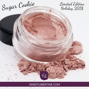 *Limited Edition Holiday 2018 - Sugar Cookie - FREE WITH ORDERS OVER $50*