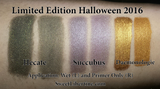 Limited Edition Halloween  - FINAL STOCK
