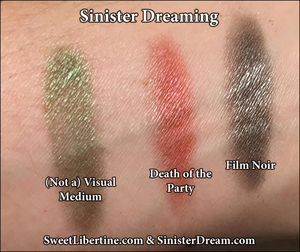 Sinister Dreaming - a collaboration with Sinister Dream Production, LLC