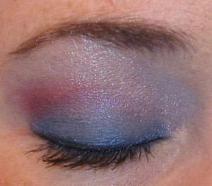 *Radiohead - an eyeshadow set inspired by Amanda Palmer (AFP)*