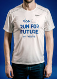 Run For Future by Neste running shirt (Men's) - White