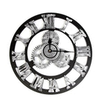 Horloge Steampunk Engrenage