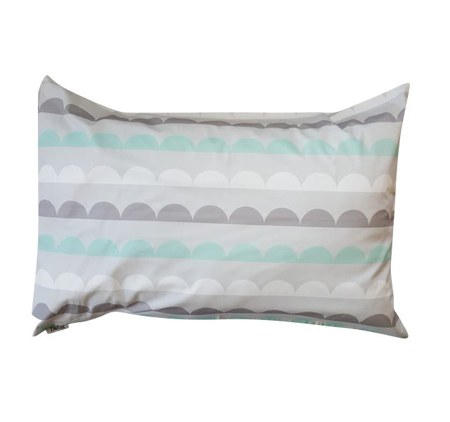 Geo Grey Pillowcase