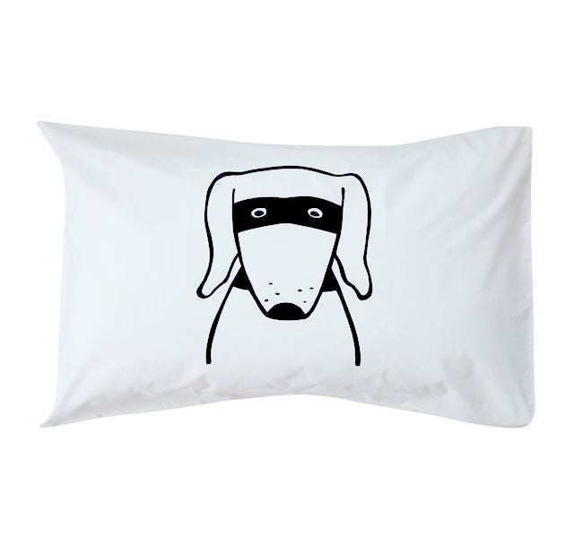 Super Pooch Pillowcase