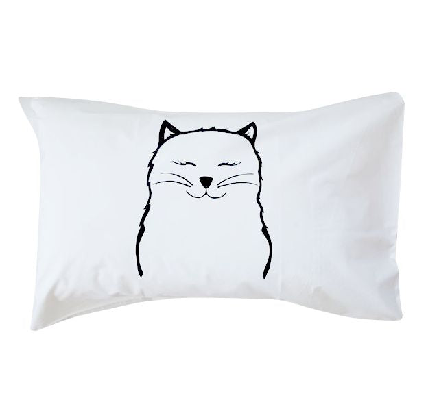 Pussy Cat Pillowcase