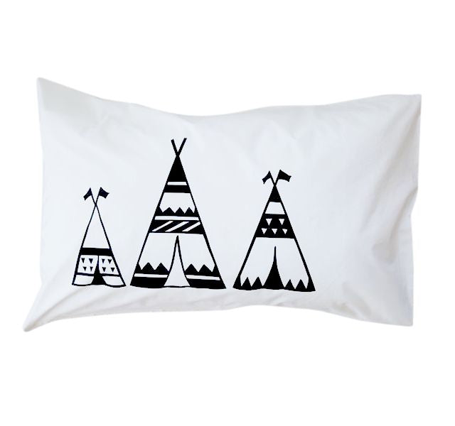 Tee Pees Pillowcase