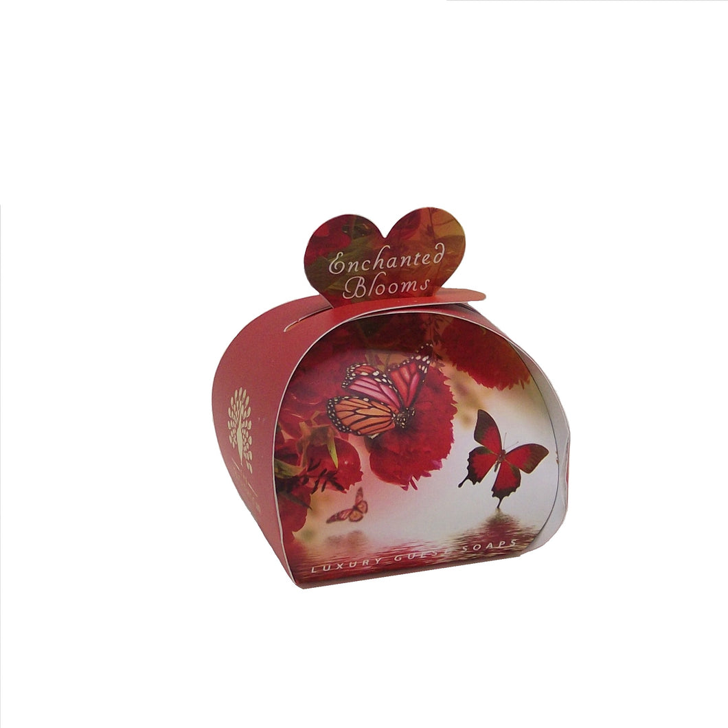 Enchanted Blooms Luxury Guest Soaps