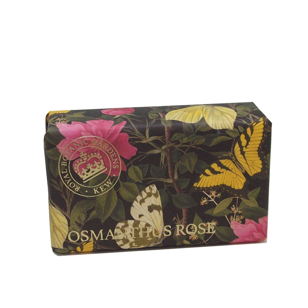 Kew Garden Soap Osmanthus Rose