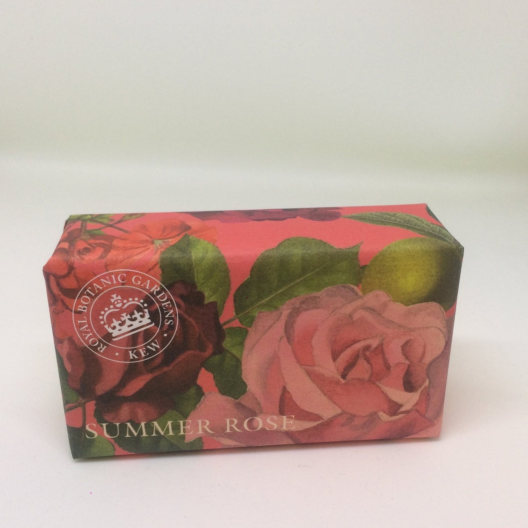 Kew Garden Soap Summer Rose
