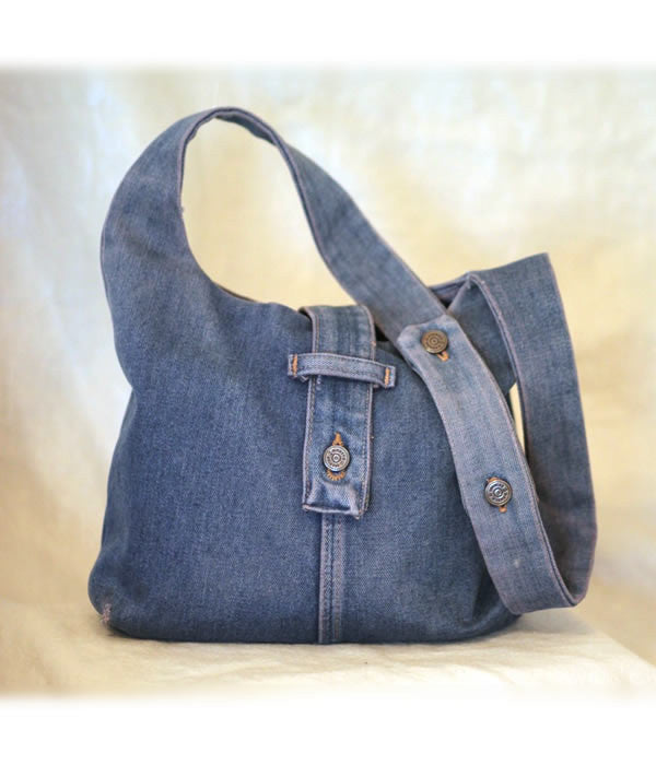 Old Jeans Purse – All Dunn Designs