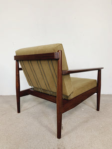 DANISH CHAIRS WITH NEW UPHOLSTERY (SET OF 2)