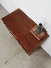 Afbeelding in Gallery-weergave laden, DANISH CABINET W/ SLIDING DOORS  II