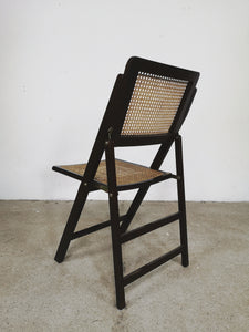 FOLDING CHAIRS WEBBING (SET OF 4)