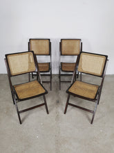 Afbeelding in Gallery-weergave laden, FOLDING CHAIRS WEBBING (SET OF 4)