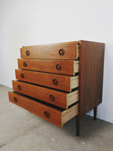 Afbeelding in Gallery-weergave laden, DANISH DRAWERS 5