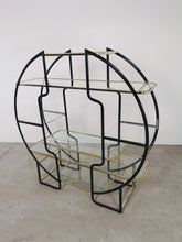 Afbeelding in Gallery-weergave laden, BLACK & GOLD ROOM DIVIDER