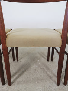 BRAMIN CHAIRS BEIGE (SET OF 4)