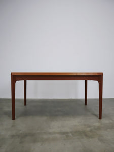LARGE TEAK DINING TABLE