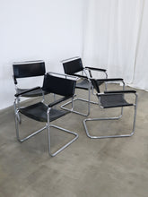 Load image into Gallery view, THONET S34 CHAIRS (SET OF 4)