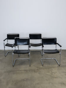 THONET S34 CHAIRS (SET OF 4)