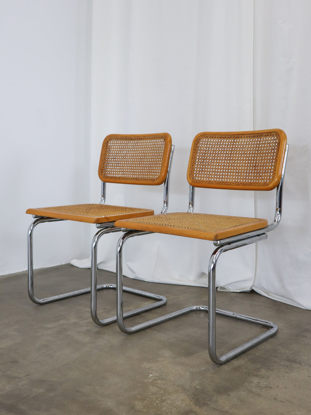 WEBBING CHAIRS (SET OF 2)