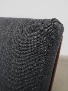 DANISH SOFA DARK GREY