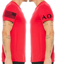 Load image into Gallery viewer, EST 1776 T-Shirt Red