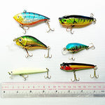 131 pcs Fishing Lures Hard Bait Soft Bait Jigs Spoons Minnow Crank Pencil Soft Plastic Hard Plastic Plastic Multifunction Floating Sinking Sea Fishing Bait Casting Ice Fishing / Spinning