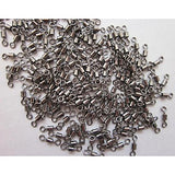 100 pcs Swivels Stainless Steel