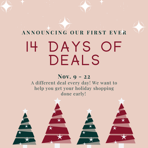 14 Days of Deals