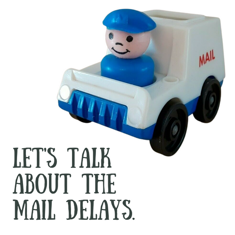 post office delays 2020