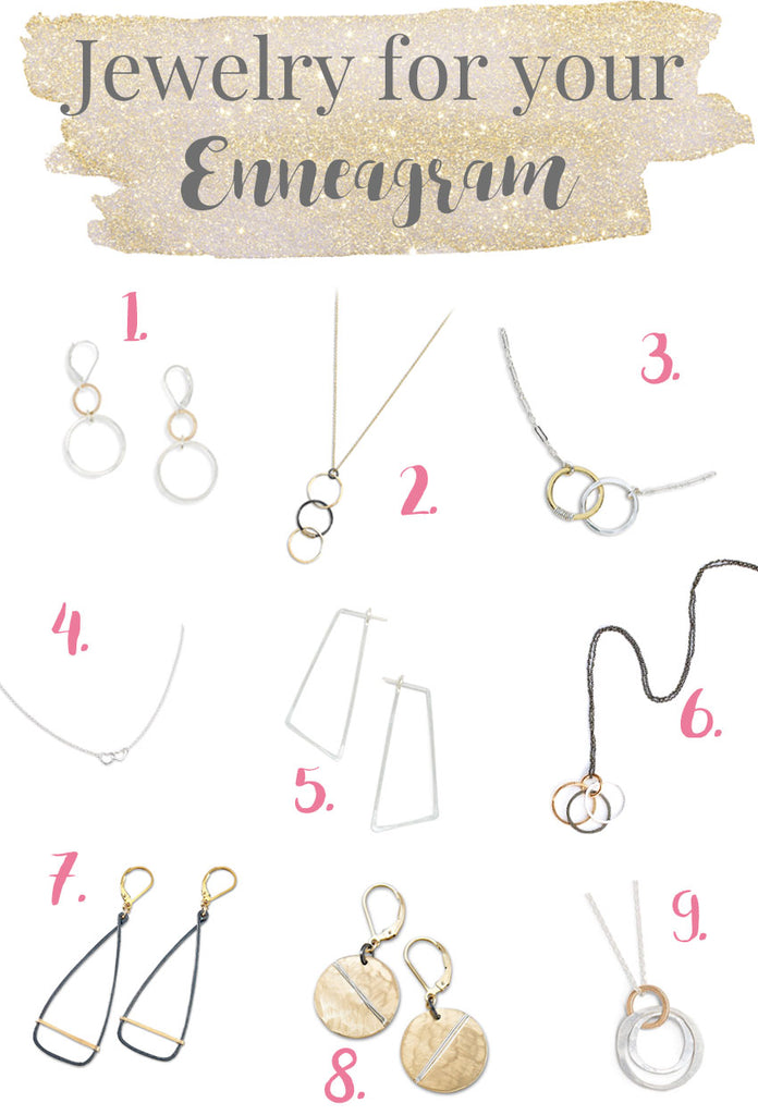 Jewelry for you Enneagram