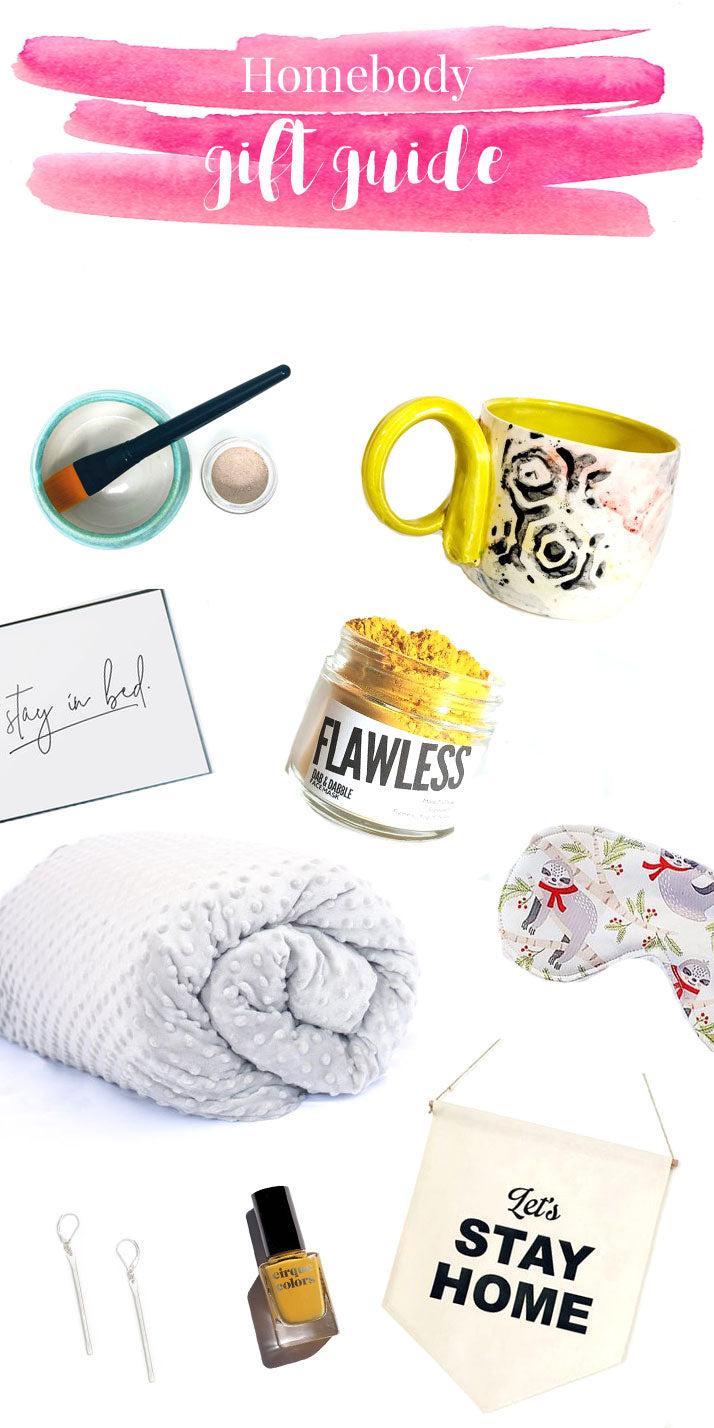 Let's Stay In Gift Guide