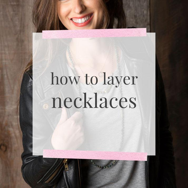 How To Layer Necklaces With Freshie & Zero