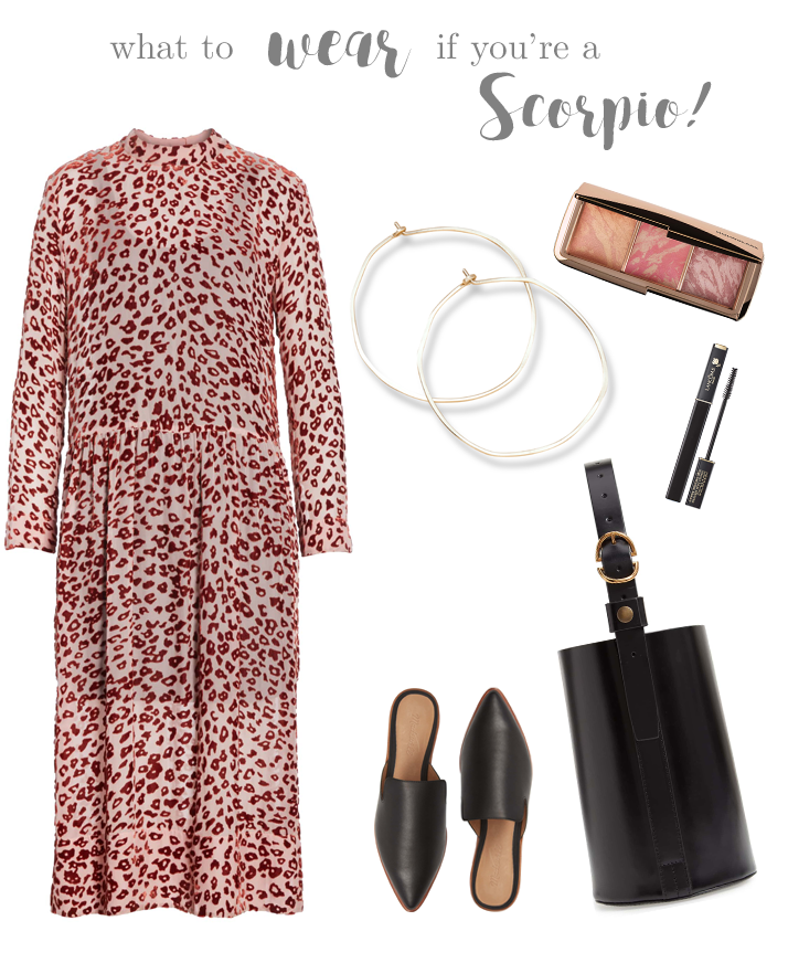 Fashion Friday - What To Wear If You're a Scorpio