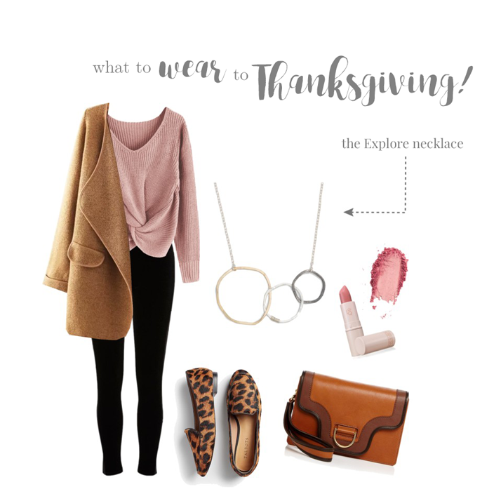What To Wear To Thanksgiving Dinner - with Freshie & Zero