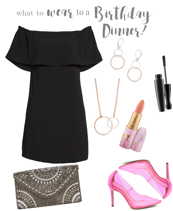 What to Wear to a Birthday Dinner