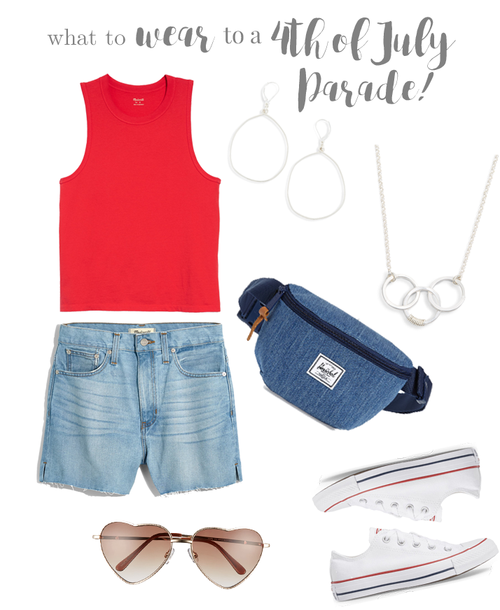 What to Wear - 4th of July Parade
